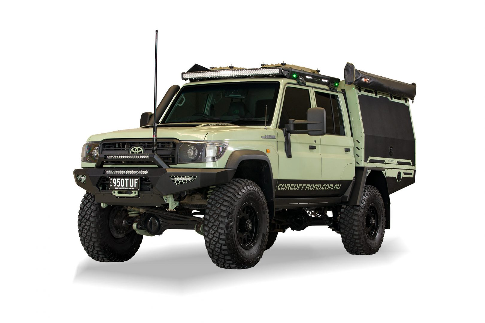 You are currently viewing Landcruiser 79 Series – THE GENERAL – GTX