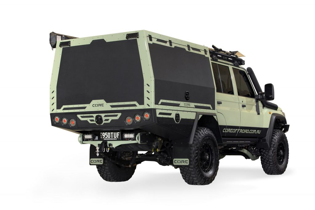 Core Off Road Custom Build - The General 1