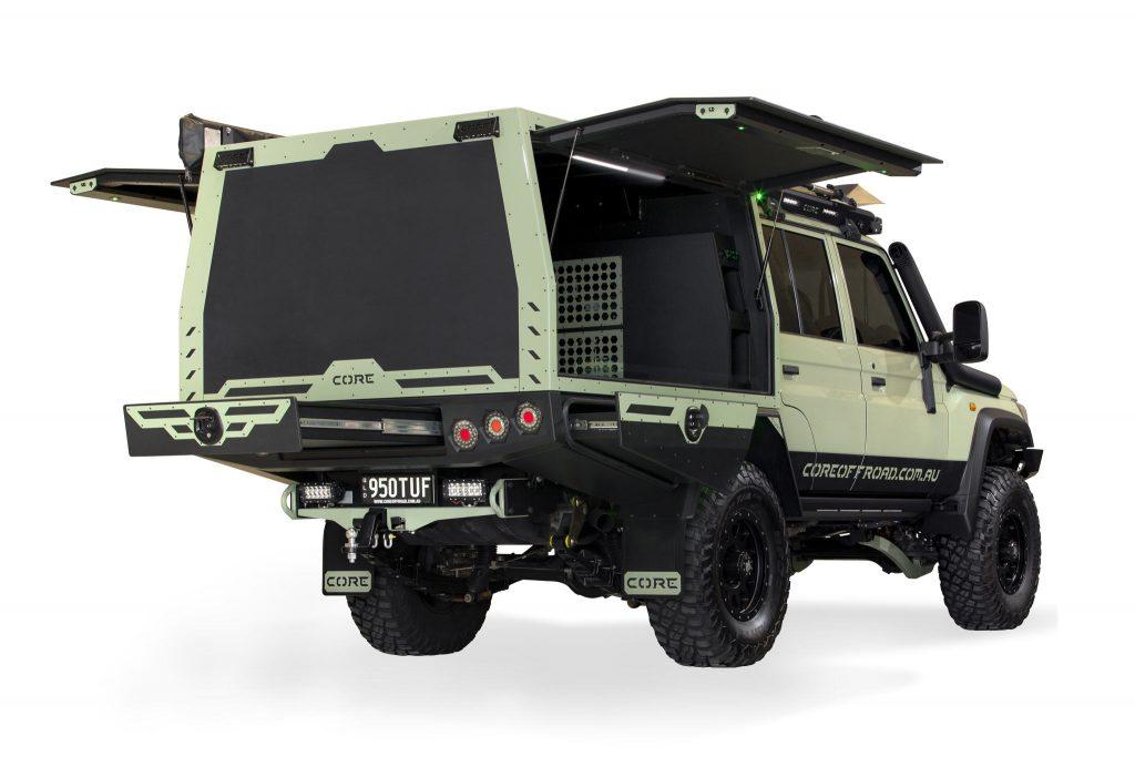 Core Off Road Custom Build - The General 2