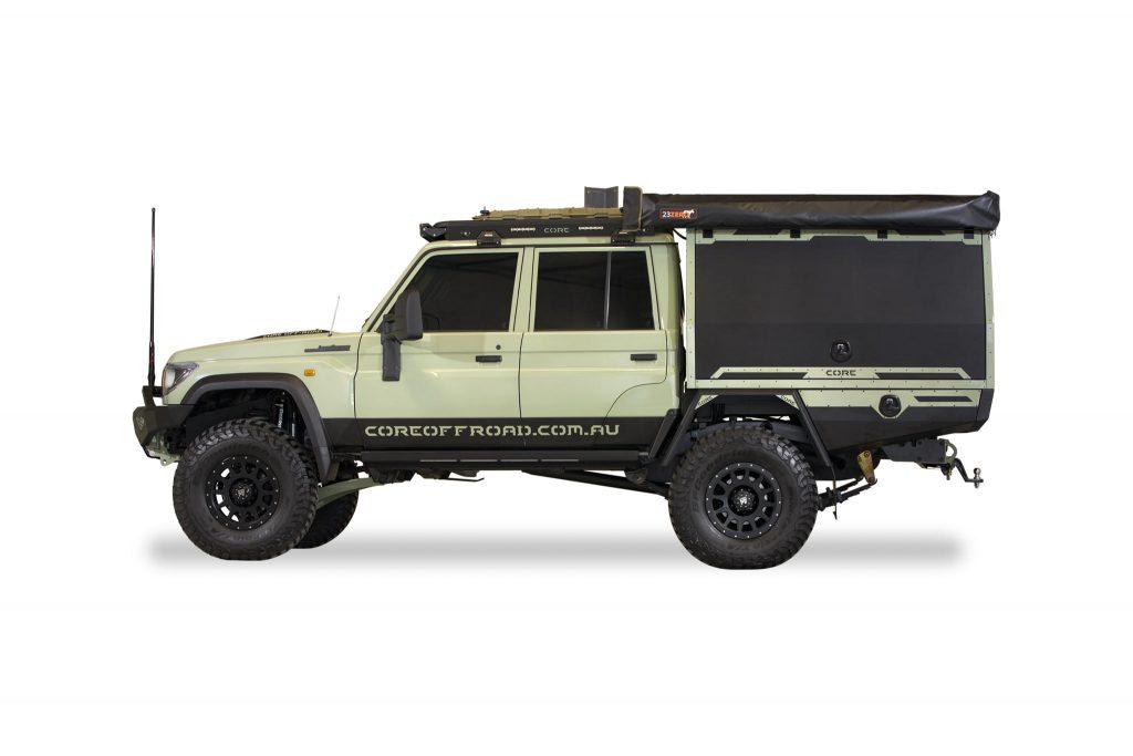 Core Off Road Custom Build - The General 4
