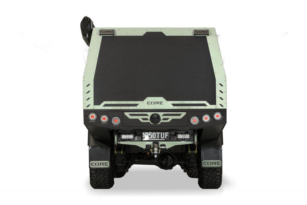 Core Off Road Custom Build - The General 5