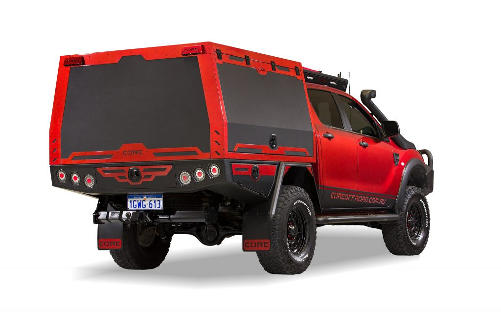 Core Off Road Ruby 3