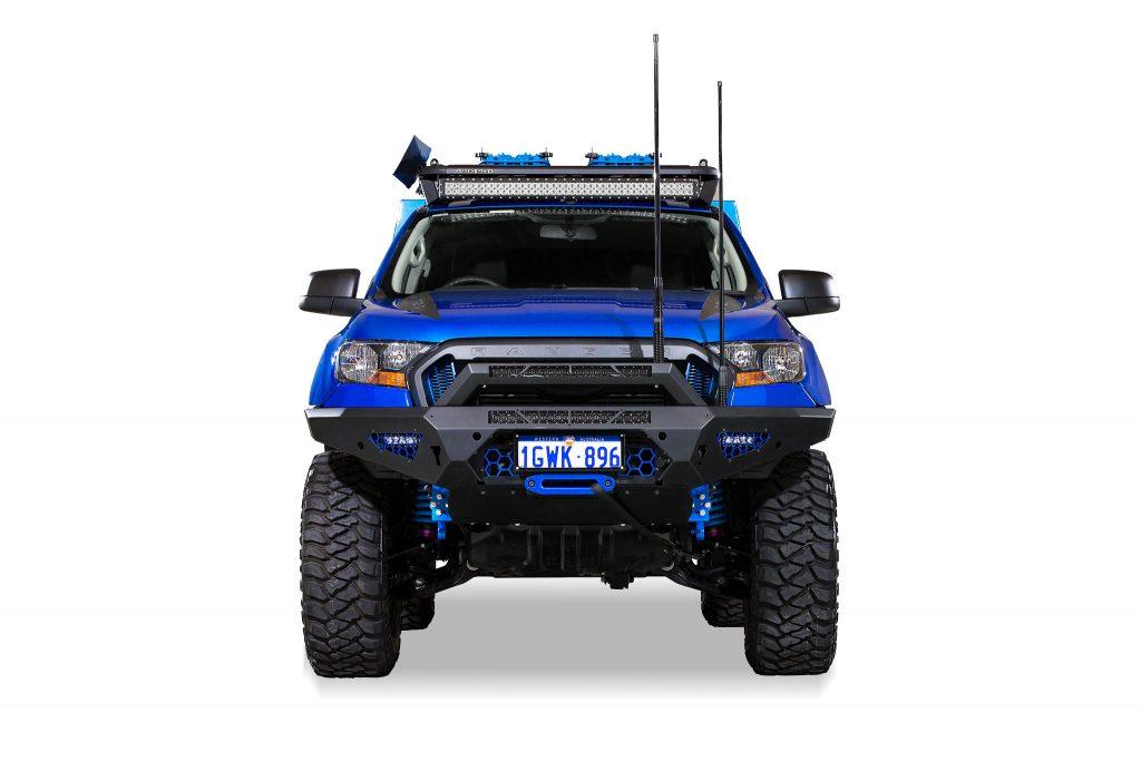 Ford Ranger – BLUEY – GTU - 1