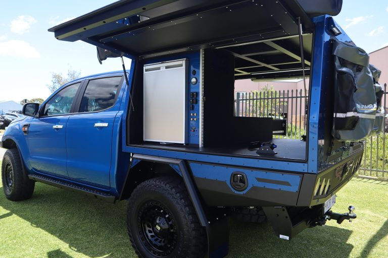 Core Offroad - FULL TURNKEY BUILD - Ford Ranger 2020 XLS