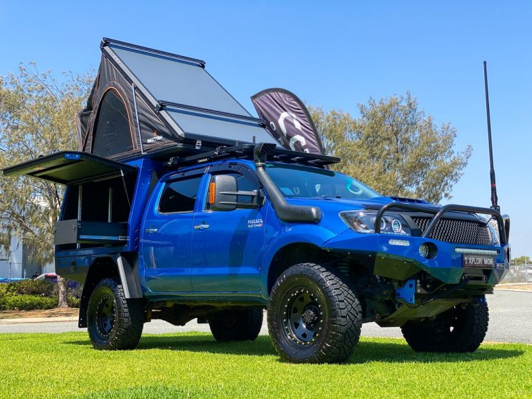 GT Canopy for Hilux - Core Offroad Rockingham-min