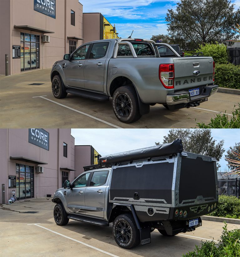 Read more about the article Ford Ranger XLT with GT Canopy – Amazing Transformation