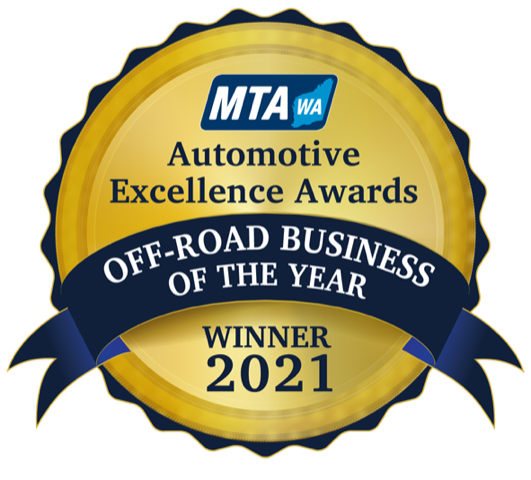 MTA Automotive Excellence Awards - Off-road Business of the Year - Core Offroad - Winner 2021
