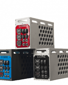 Limited Edition Coloured Power Boxes – PB-02